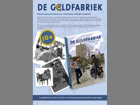 Flyer De Geldfabriek
